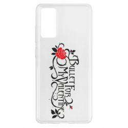 Чохол для Samsung S20 FE Bullet For My Valentine