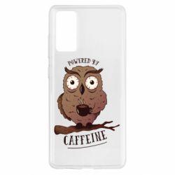 Чохол для Samsung S20 FE Caffeine Owl