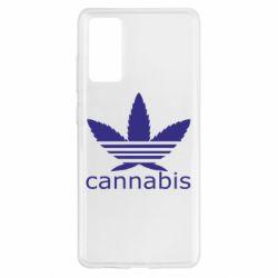 Чохол для Samsung S20 FE Cannabis
