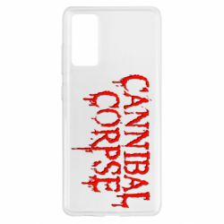 Чохол для Samsung S20 FE Cannibal Corpse