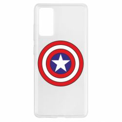 Чехол для Samsung S20 FE Captain America