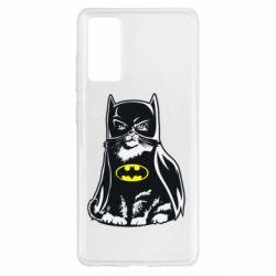 Чохол для Samsung S20 FE Cat Batman