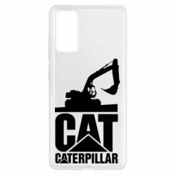 Чохол для Samsung S20 FE Caterpillar cat