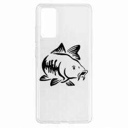 Чохол для Samsung S20 FE Catfish