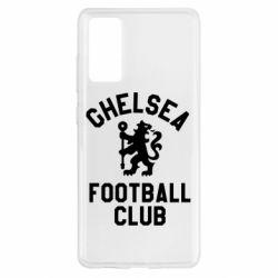 Чохол для Samsung S20 FE Chelsea Football Club