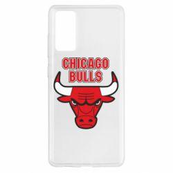 Чохол для Samsung S20 FE Chicago Bulls vol.2