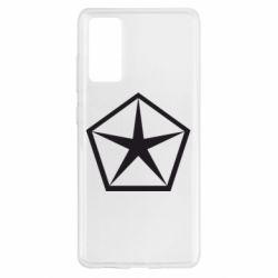 Чохол для Samsung S20 FE Chrysler Star