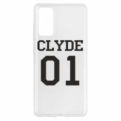 Чехол для Samsung S20 FE Clyde 01