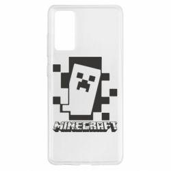Чохол для Samsung S20 FE Color Minecraft