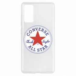 Чохол для Samsung S20 FE Converse