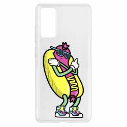 Чохол для Samsung S20 FE Cool hot dog