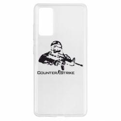 Чохол для Samsung S20 FE Counter StrikeПлеєр