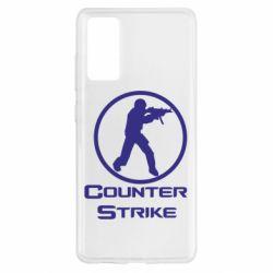 Чохол для Samsung S20 FE Counter Strike