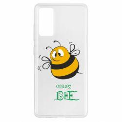 Чохол для Samsung S20 FE Crazy Bee