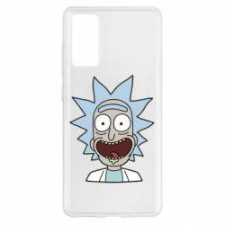 Чехол для Samsung S20 FE Crazy Rick