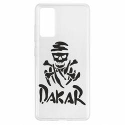 Чохол для Samsung S20 FE DAKAR LOGO