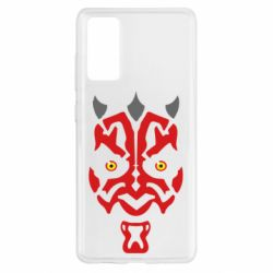 Чохол для Samsung S20 FE Darth Maul Face