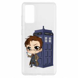 Чохол для Samsung S20 FE Doctor who is 10 season2