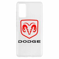 Чохол для Samsung S20 FE DODGE