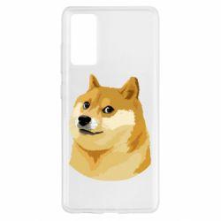 Чохол для Samsung S20 FE Doge