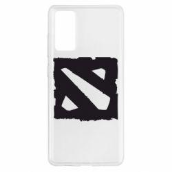 Чохол для Samsung S20 FE Dota Logo Доту