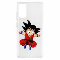 Чохол для Samsung S20 FE Dragon ball Son Goku