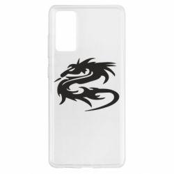 Чохол для Samsung S20 FE Дракон