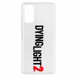Чохол для Samsung S20 FE Dying Light 2 logo