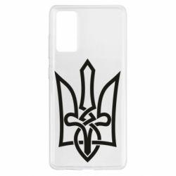 Чехол для Samsung S20 FE Emblem 22
