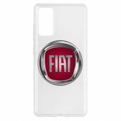 Чохол для Samsung S20 FE Emblem Fiat