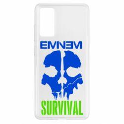 Чохол для Samsung S20 FE Eminem Survival