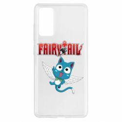 Чохол для Samsung S20 FE Fairy tail Happy