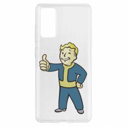 Чехол для Samsung S20 FE Fallout Boy