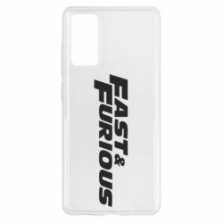 Чохол для Samsung S20 FE Fast & Furious