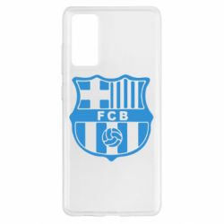 Чохол для Samsung S20 FE FC Barcelona