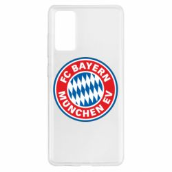 Чохол для Samsung S20 FE FC Bayern Munchen