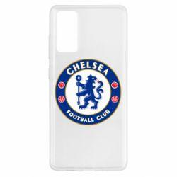 Чехол для Samsung S20 FE FC Chelsea