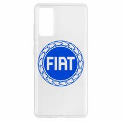 Чохол для Samsung S20 FE Fiat logo