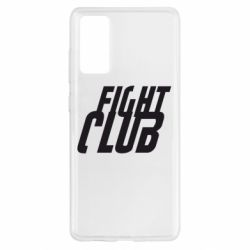 Чохол для Samsung S20 FE Fight Club