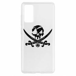 Чохол для Samsung S20 FE Flag pirate