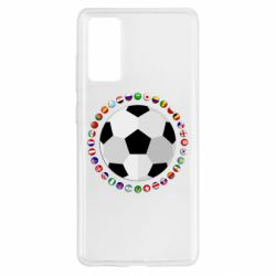 Чохол для Samsung S20 FE Football