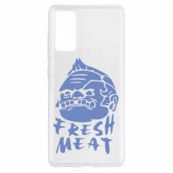 Чохол для Samsung S20 FE Fresh Meat Pudge