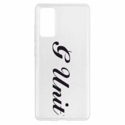 Чохол для Samsung S20 FE G Unit