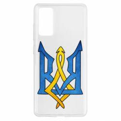 """Чехол для Samsung S20 FE Герб """"Арт"""""""