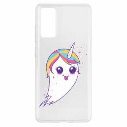Чохол для Samsung S20 FE Ghost Unicorn