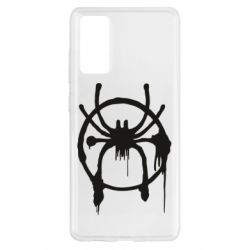 Чохол для Samsung S20 FE Graffiti Spider Man Logo