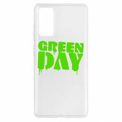 Чохол для Samsung S20 FE Green Day