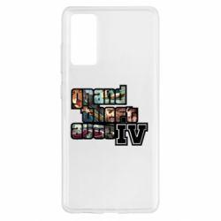 Чохол для Samsung S20 FE GTA IV (GTA 4)
