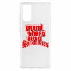 Чохол для Samsung S20 FE GTA San Andreas