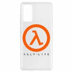 Чехол для Samsung S20 FE Half-life logotype